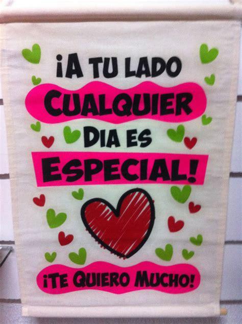 imagenes para mi novio que cumplimos un año letrero impreso en manta regalos amer comparte amor