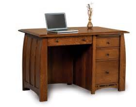 Amish Computer Desks Middlebury Furniture Collection Amish Solid Wood Computer Desks Made In America