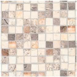 westalit arbeitsplatten arbeitsplatte 60 cm x 3 9 cm mosaik braun beige s 234