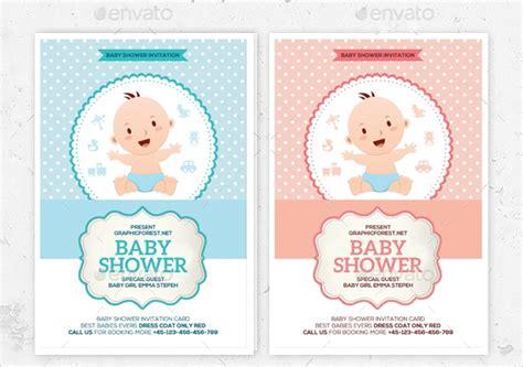 20 Sle Baby Shower Invitations Sle Templates Invitation Card Template For Baby Shower
