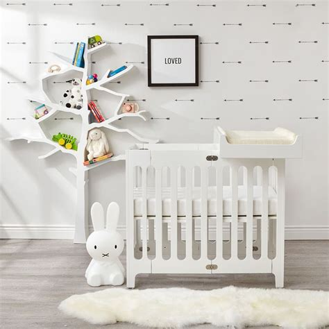 25 best ideas about mini crib on small space
