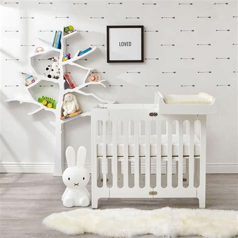 Bloom Alma Mini Crib Bumper by 25 Best Ideas About Mini Crib On Small Space