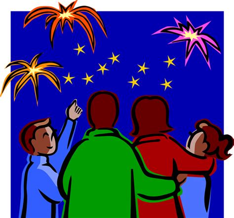 new year celebrations clip free to use domain fireworks clip