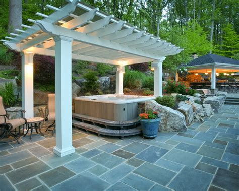 backyard deck ideas with hot tub small backyard landscaping ideas with hot tub joy studio