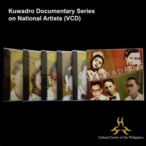 biography documentary series kuwadro documentary series on national artists cultural