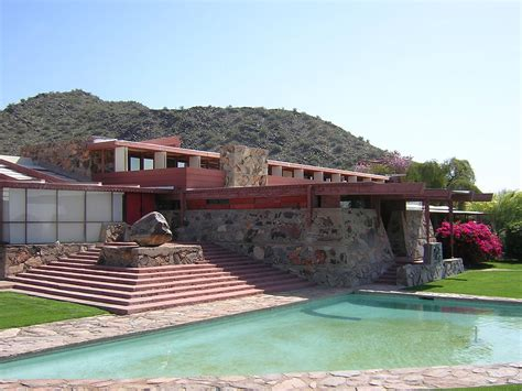 frank lloyd wright taliesin l frank lloyd wright s organic architecture green design