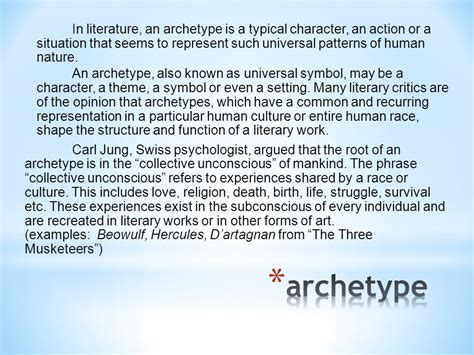 jung s wandering archetype race and religion in analytical psychology books lit terms review ppt