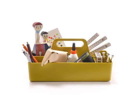 Delightful Small Office Christmas Gifts #4: Vitra-Toolbox-mustard.jpg
