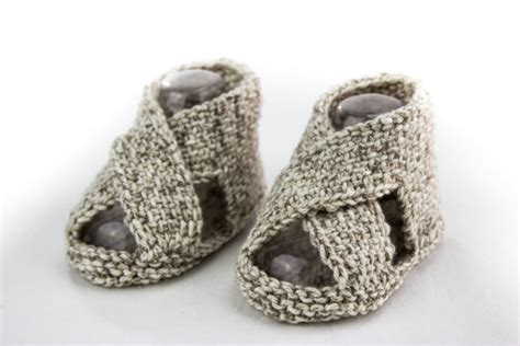 free knitted baby sandals pattern knitting pattern baby boy sandal pattern cross sandal
