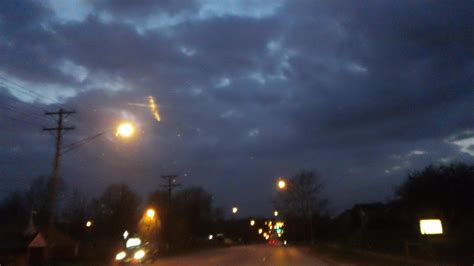 Sighting Of by Local Ufo Sightings On The Rise Kcur