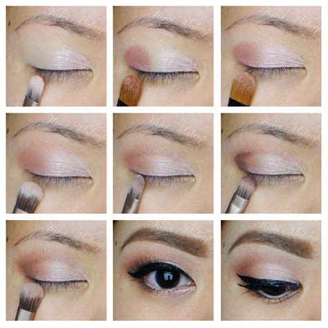 eyeshadow tutorial urban decay 3 valentine s day makeup using ud naked 3 kirei makeup