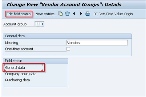 group layout meaning define account groups with screen layout vendors obd3