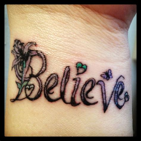 tattoos believe designs 17 best ideas about believe tattoos on faith