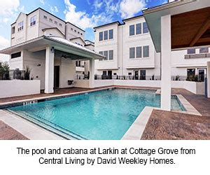 Cottage Grove Swimming Pool by Larkin At Cottage Grove Now Features Pool And Cabana