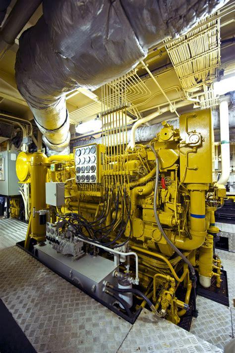 tugboat engine tugboat diesel engine stock image image of diesel nano