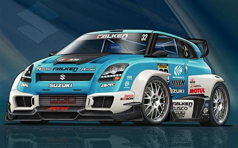 Suzuki Car Pictures Cars Wallpapers Cars Pictures Suzuki Race Car