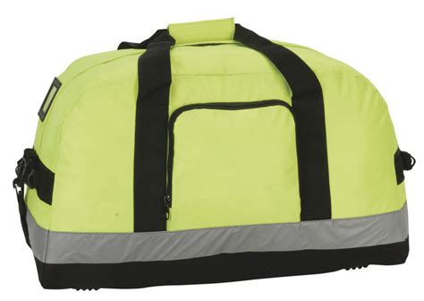 You Asked We Found Holmess Work Bag by Hi Vis Work Bags Sh2518 Bright Yellow Holdall