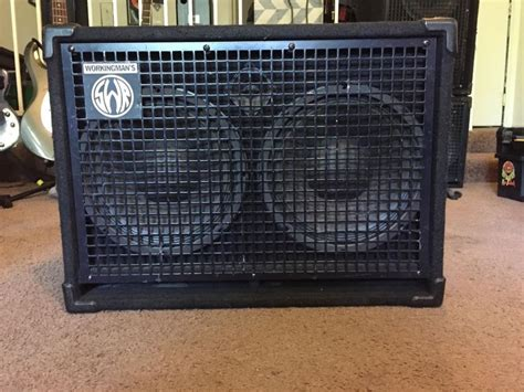 Swr 2x10 Bass Cabinet by Swr Bass Speaker For Sale Classifieds