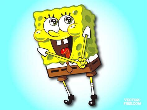 i want you bob testo spongebob in vector free