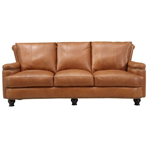 leather company sofa leather italia usa hutton leather sofa lindy s furniture