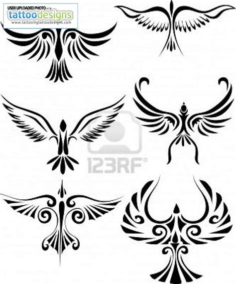 tribal sparrow tattoo sparrow tattoos ideas pictures of tribal bird tattoos