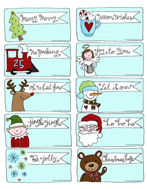 printable christmas tags funny 133 best holiday labels and holiday printable templates