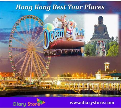 hong kong tourist attractions top   places