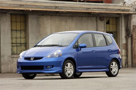 Honda Fit 2007 by 2007 Honda Fit Sport Photo Gallery Autoblog