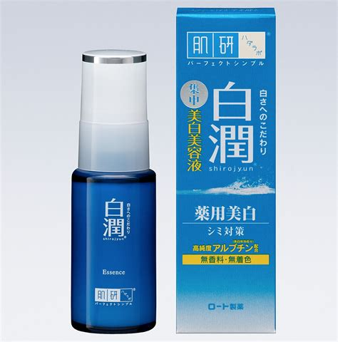 skin story review hada labo shirojyun essence