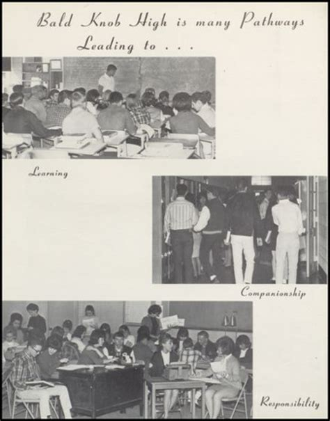 Bald Knob High School by Explore 1966 Bald Knob High School Yearbook Bald Knob Ar