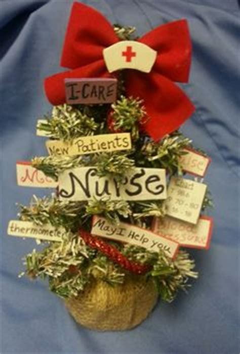 christmas tree decorations for nurse graduate decorations in the emergency department decorations for work