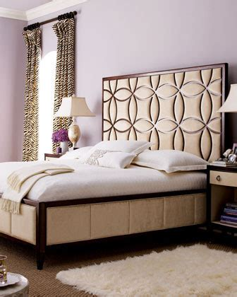 horchow headboards quot twinkle quot bedroom furniture contemporary beds by horchow