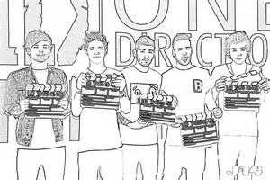 free coloring pages of one direction
