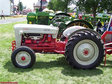 Ford Jubilee by Tractordata Ford Golden Jubilee Naa Tractor Photos