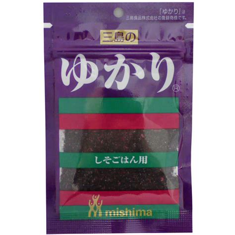 Mishima Yukari Shiso Rice Topping japan centre mishima shiso leaf furikake japan centre