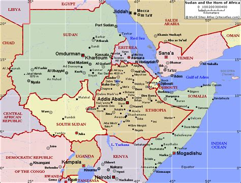 africa map horn of africa news from nepal eritrea and estonia
