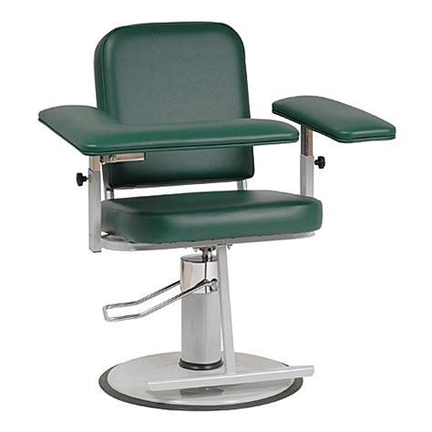 Adjustable Blood Draw Chair   Custom Comfort Medtek