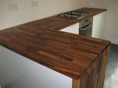 encimera karlby karlby countertop kitchen island european walnut worktops