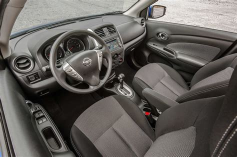 nissan versa 2016 interior 2016 nissan versa reviews and rating motor trend