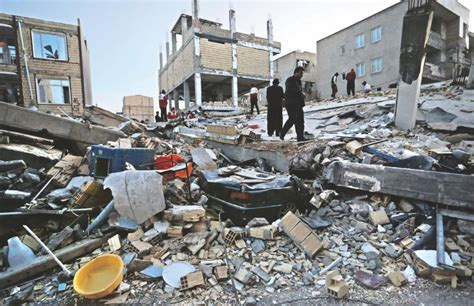 earthquake iran deadly quake kills over 400 in iran iraq the daily star