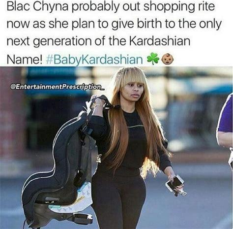 rob kardashian trolls family with blac chyna instagram