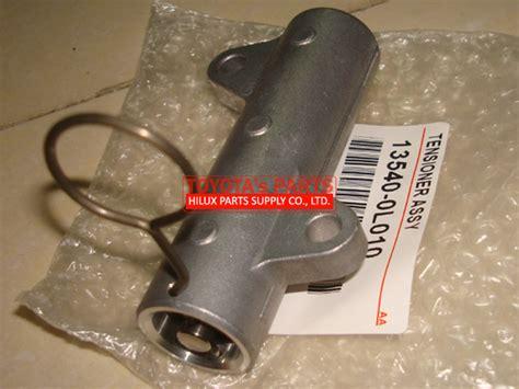 Timing Belt Innova Fortuner Hilux Diesel 13540 0l010 toyota 1kd 2kd timing belt tensioner for hilux