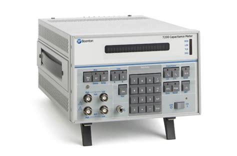 boonton 7200 capacitance meter discontinued