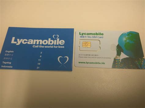 lyca mobile unlimited lycamobile 68 unlimited plan 3 techorz 囧科技