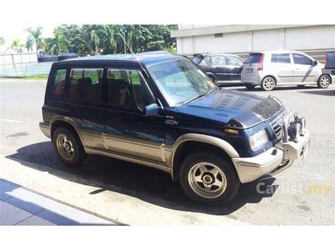 Suzuki Vitara 1998 by Suzuki Vitara 1998 1 6 In Sabah Automatic Suv Blue For Rm