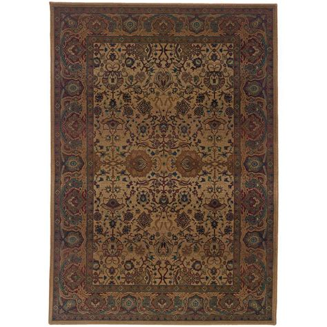 7 X 11 Area Rug by Home Decorators Collection Exhilaration Beige 7 Ft 10 In