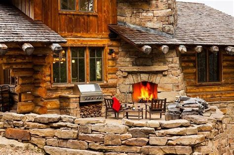 love this porch log cabin lodge pinterest cabin log cabin patio my paradise pinterest