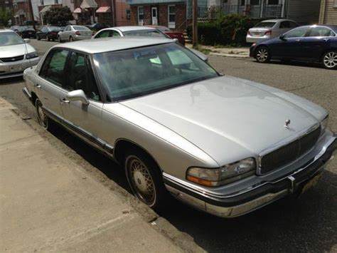how to fix cars 1991 buick park avenue user handbook purchase used 1991 buick park avenue only 79 800 original miles sedan 4 door 3 8l in kearny new