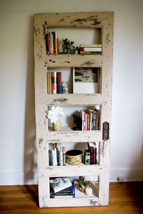 repurposed bookcase worn out charms bookcases and