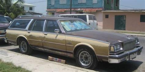 1988 buick electra estate wagon baking in the belizean sun station wagon forums